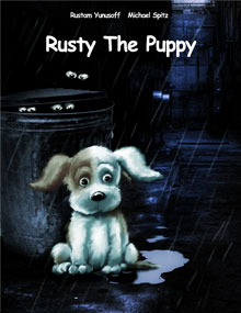 Rusty Yunusoff: Rusty the Puppy